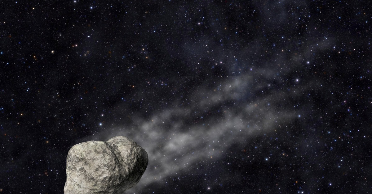 blue asteroid astronomers get closeup look at bizarre - HD 1200×845