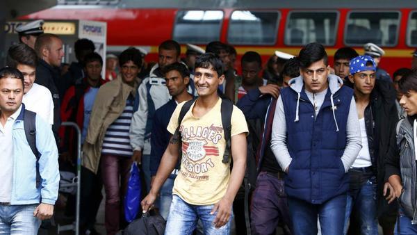 Франкфурт-на-Майне - первый город Германии где немцы составляют меньшинство новости, франкфурт, Германия, мигранты