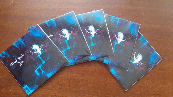 """Раздача дисков """"альбома который прошел через пикабу"""" Музыка, Халява, Giveaway, Раздача, Metal, DEgITx, Диски, Коллекционное издание"""