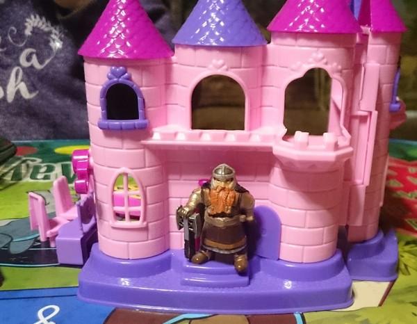 Замок для настоящей принцессы. Гимли, Принцесса, Дети, Длиннопост
