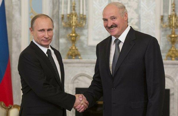 Путин поздравил Лукашенко с Днем независимости Белоруссии Политика, Путин, Республика Белоруссия, лукашенко, поздравление, Россия
