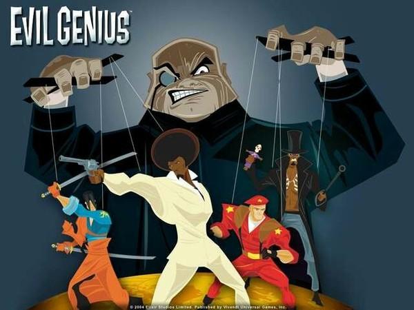 Rebellion анонсировала Evil Genius 2 Evil genius, Игры, Стратегия