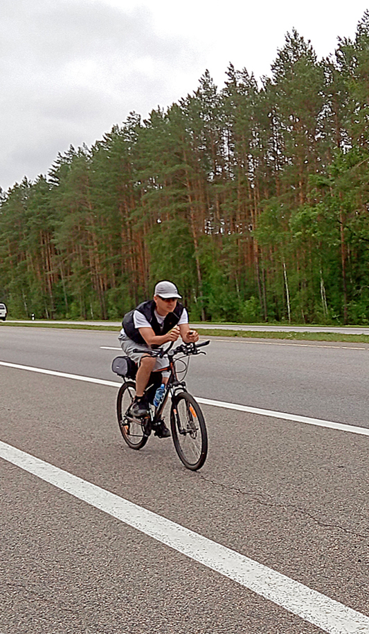 Эксперимент. Похудеть на фастфуде вопреки всем стереотипам. Часть 6. Три марафона на велосипеде. Похудение, Калории, Питание, Диета, ЗОЖ, Фастфуд, Длиннопост, Видео