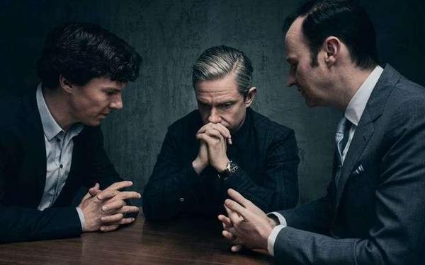 """Новых сезонов """"Шерлока"""", скорее всего, не будет шерлок, сериалы, Бенедикт Камбербэтч, Мартин Фримен, Моффат"""