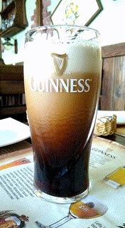 Отличное лекарство от жары) Guinness, Паб, Ялта, Гифка