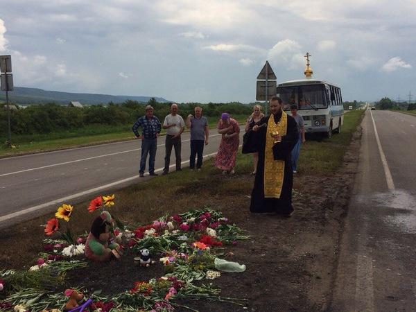 Клоунада от РПЦ авария, РПЦ, автобус, треш, маразм, Абсурд