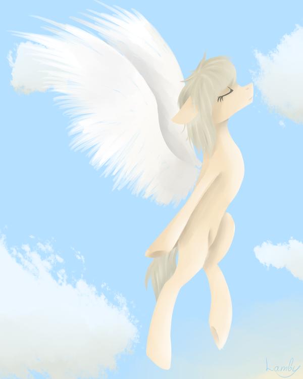 Небеса My little pony, Original Character