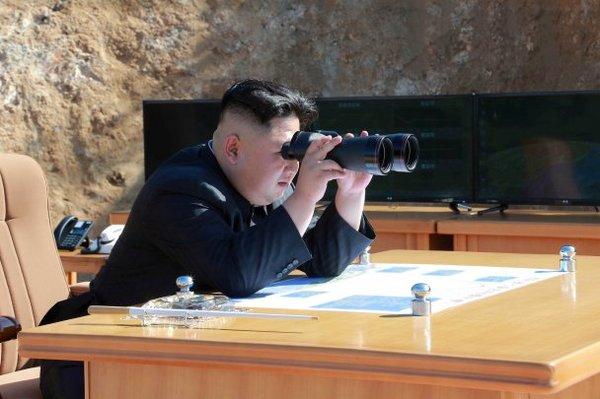 КНДР обнародовала кадры запуска межконтинентальной баллистической ракеты (ФОТО, ВИДЕО) политика, Северная Корея, Ким Чен Ын, милитари, ракетостроение, Russia Today, видео, длиннопост