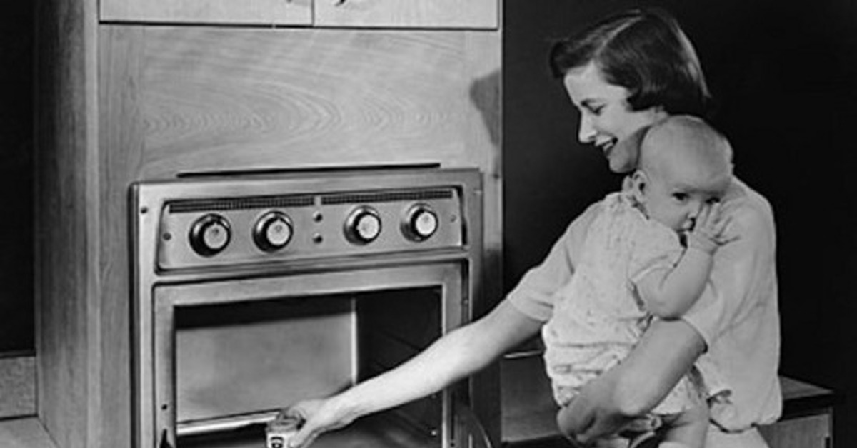 invention of the microwave oven Percy spencer born: july 9, 1894 spencer then created the first true microwave oven by attaching a high density electromagnetic field for his invention.