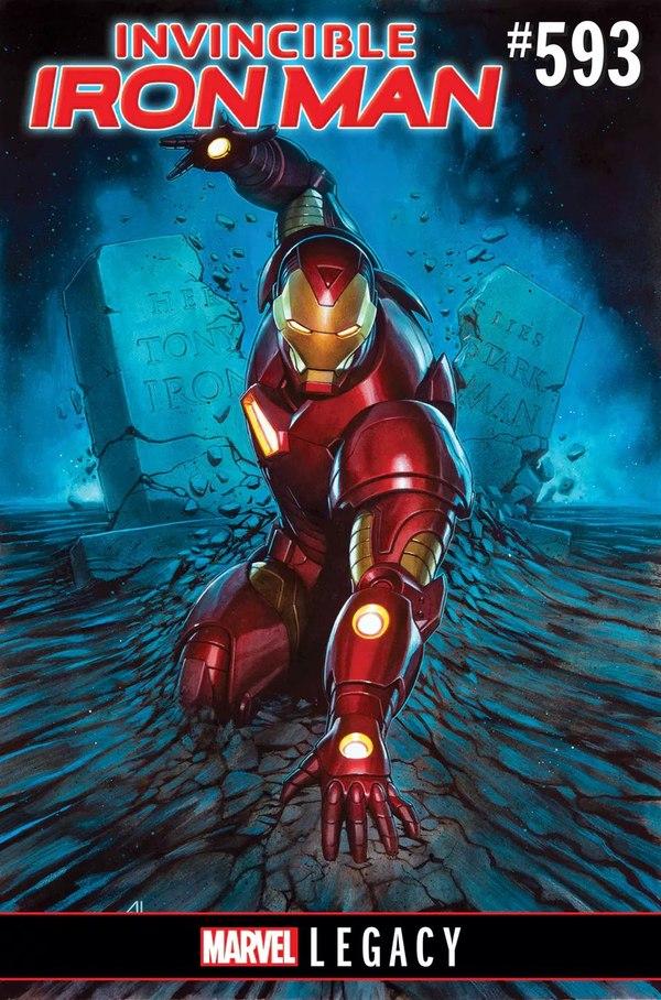 Подробности нового комикса о Железном Человеке Комиксы, железный человек, марвелкомиксы, Iron Man, Marvel