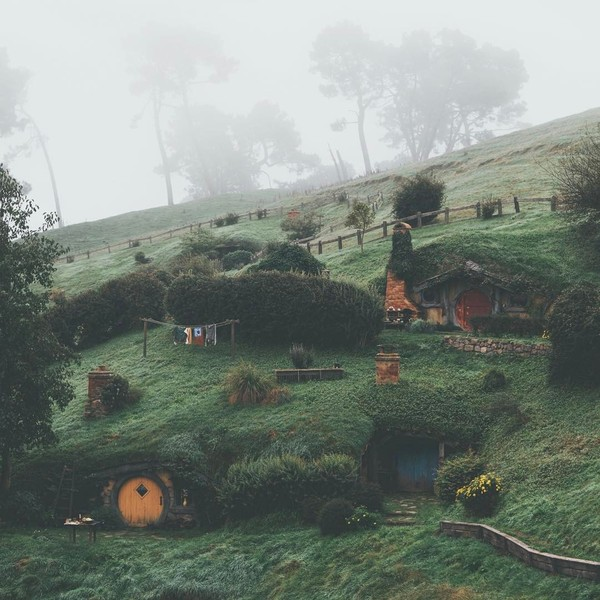 Living in the Land of Hobbits, by Kyle Kuiper.