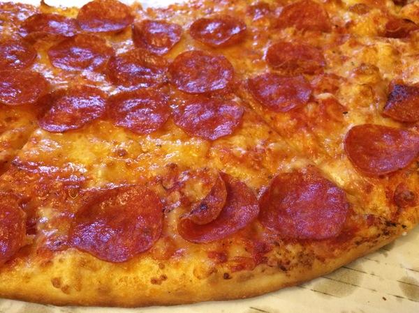 Папа Джонс - плохой отец еда, доставка, папа джонс, пицца, десерт, маффины, ожидание и реальность