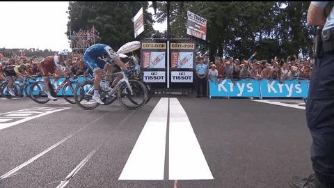 Что такое 0,0003 секунды Марсель Киттель, Тур де Франс, Боассон Хаген, Велоспорт, Гифка