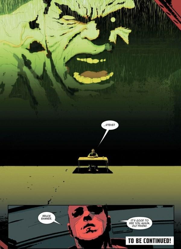 Подробности нового комикса о Халке Marvel, Халк, спойлер, длиннопост