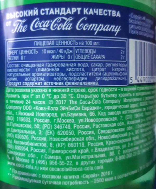 Когда в The Coca-Cola Company посмотрели Футураму или теперь Sprite с подсластителями. Sprite, Футурама, Маркетинг, напиток, фенилаланин, длиннопост
