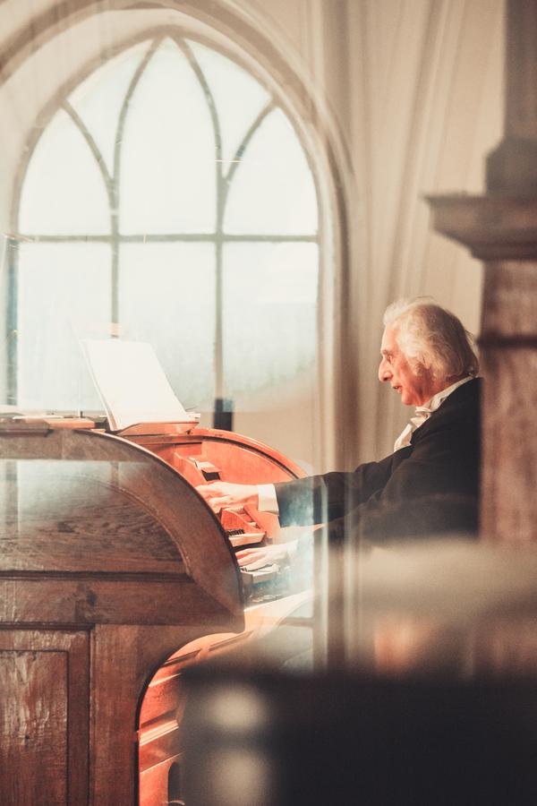 Органист фотография, Портрет, органист, репортаж, концерт, орган, длиннопост