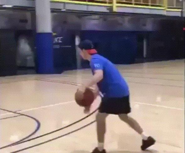 Лаги NBA2K в реальной жизни