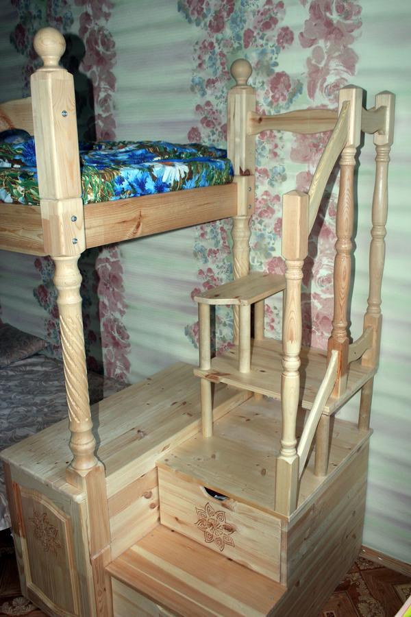 Кровать. своими руками, Кровать, изделия из дерева, кот, длиннопост