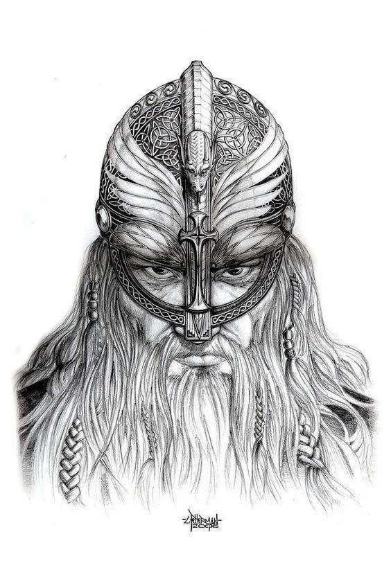 Эскизы татуировок: викинги лига любителей татуировки, длиннопост, эскиз, кельты, викинги
