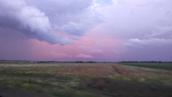 Небо цвета васильков. Беларусь, Лето, Пейзаж, Дорога, Когда же дожди пройдут
