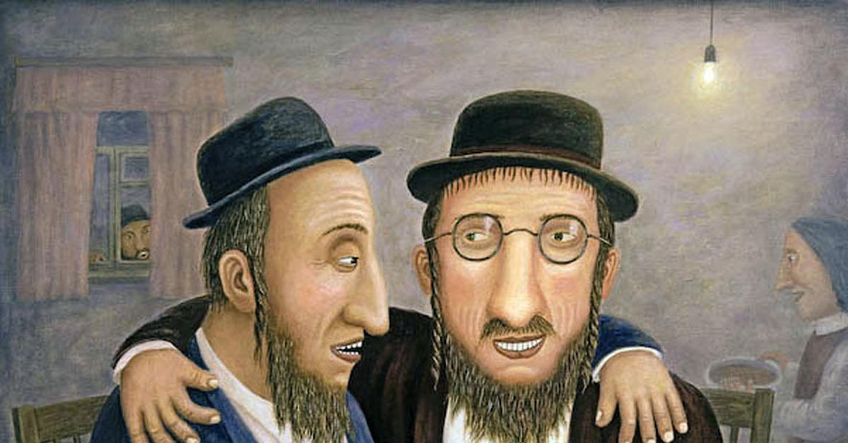 Смешные картинки на евреев