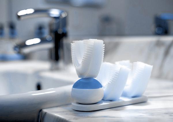 Кикстартер: автоматическая щётка чистит все зубы сразу за 10 секунд гаджеты, стоматология, зубная щетка, зубная паста, kickstarter, Краудфандинг, автоматизация, длиннопост