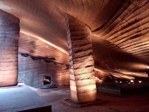 Тайны загадочных пещер Лунъю Китай, путешествия, достопримечательности, интересное, длиннопост