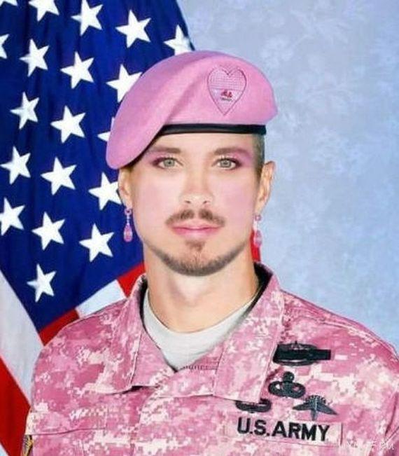 Американские боевые папуасы Армия, США