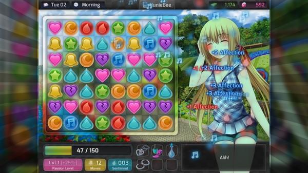 Best dating online games