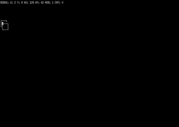 Залипалка Ncurses, Python, Залипалка, Linux, Гифка