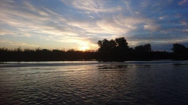 Рассвет на Раскатах Фотография, Моё, Природа, Нижняя Волга, Раскаты