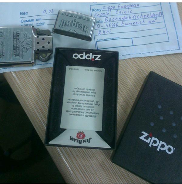 Zippo рулит:) Zippo, Не обманешь, Гарантия, Длиннопост
