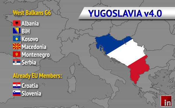 НеоЮгославия? новости, РИА Новости, Политика, геополитика, Югославия, Евросоюз, альтернатива, длиннопост