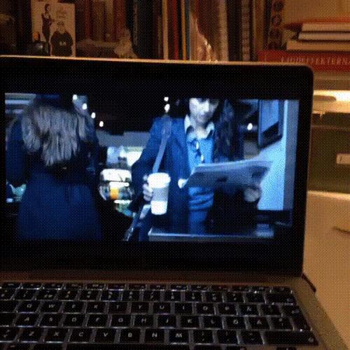 Шведский видеоблогер прославился роликами, в которых «взаимодействует» с героями фильмов и сериалов Фильмы, Интересное, Взаимодействие, Гифка, Длиннопост, Даниель Оянлатва