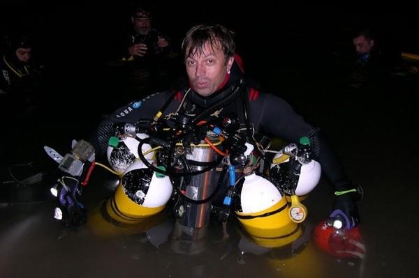 Дайвер остался жив, проведя два дня под водой дайвинг, bbc, спасение, везение, длиннопост
