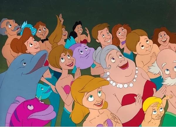 """Несколько """"серьезных"""" вопросов к Disney Дисней, юмор, длиннопост"""
