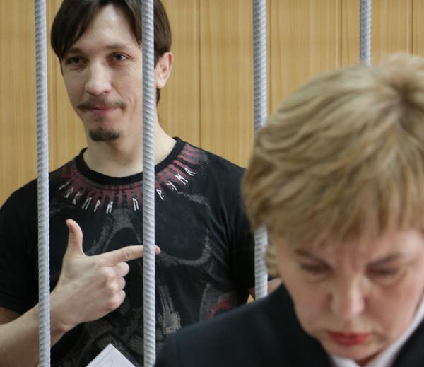 Участника митинга 26 марта в Москве требуют осудить на три года зимовец, митинг, оппозиция, росгвардия, суд, политика, омон, длиннопост