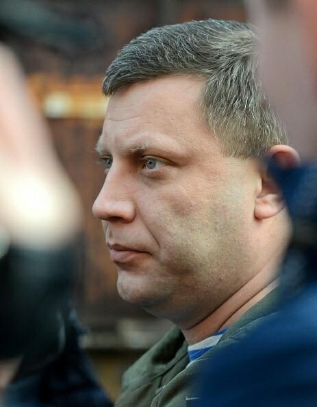 Захарченко заявил, что видит Малороссию в границах всей Украины Политика, Захарченко, Малороссия, Украина, Германия, Александр Захарченко, ДНР