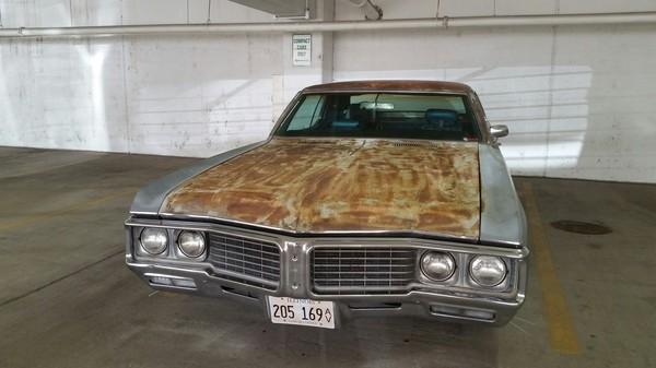 Американский автопром Авто, Кастом, Buick, Мастерская, Длиннопост