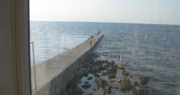 Севастопольский турист пошел ко дну во славу Украине Севастополь, туристы, Украина