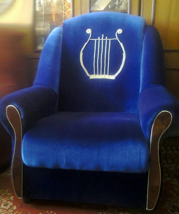 Реставрация кресла своими руками, хобби, рукоделие без процесса, мебель, реставрация, длиннопост