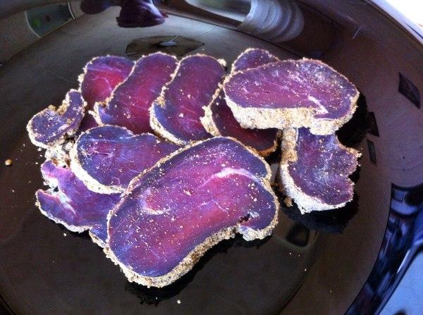 По стопам Бастурмистов :) бастурма, быстро вялим, сыровяленое мясо, вкусняшки, длиннопост