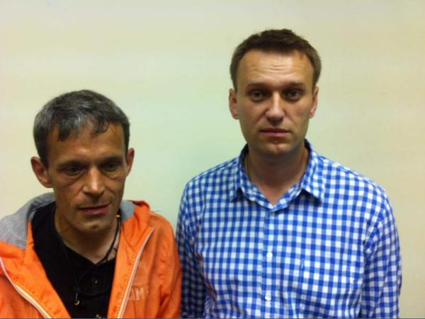Просто совпадение. Россия, политика, Алексей Навальный, фотография, совпадение, длиннопост