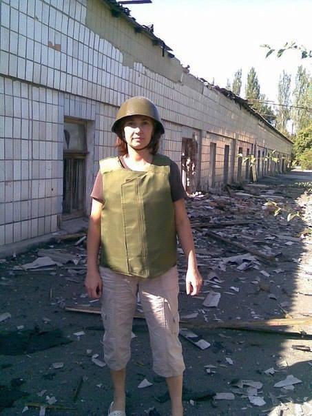 Работник Донецкой фильтровальной станции донбасс, украина, днр, безопасность