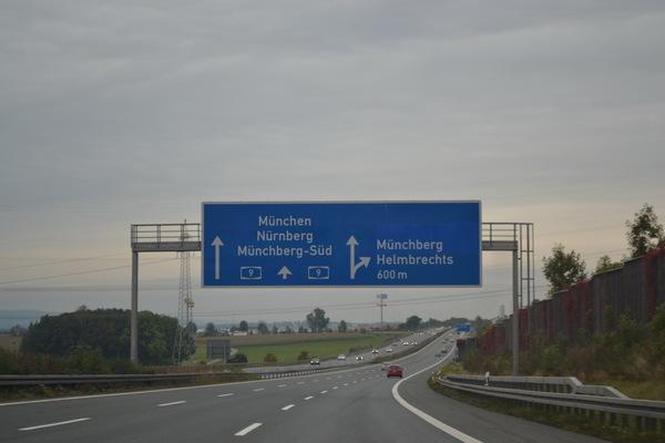 Мешавшие проезду спасателей к месту ДТП в Германии оштрафованы на €60 Германия, Штраф, Автобан, Закон