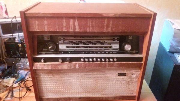 "Профилактика радиолы ""Ригонда 102"" ремонт электроники, самара, радио, радиолампы, Folk Audio Custom, длиннопост, видео"