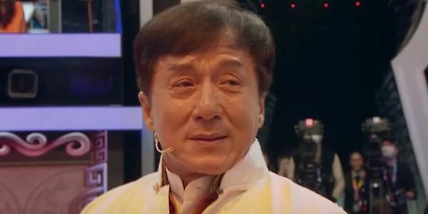 Джеки Чан пустил слезу на встрече старыми каскадёрами джеки чан, старая школа, видео