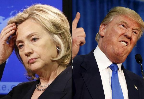 Вот это поворот! Политика, Россия, США, Выборы США, Хиллари Клинтон, Демократы, Пройгрыш