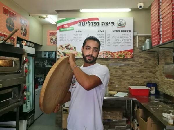 Продолжается популярная израильская игра, выруби террориста чем попало. израиль, терроризм, пицца