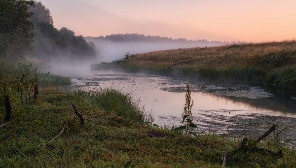 Владимирская область Река, фотография, природа, пейзаж, надо съездить, Россия, Владимирская область, длиннопост